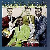 Booker T & Mg's: Very Best of  Audio Cassette