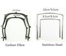 Dental Rubber Dam Punch Frame Endodontic Instrument Stainless Steel/Carbon Fibre