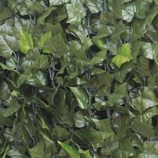 Siepe finta artificiale ombreggiante Edera decorazione giardino 1x3 1.5x3