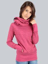 "Ragwear Sweatshirt ""Lomo"", rosa/Holly Berry, Größen: S - L"