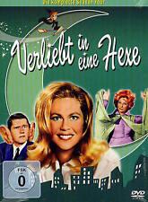 DVD-BOX NEU/OVP - Verliebt in eine Hexe - Die komplette Season Four (Staffel 4)