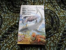 CAMPBELL/ NICHOLLS:Guide de la faune et de la flore littorale des mers d'Europe