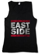 EAST SIDE WOMEN TANK TOP Fun Coast USA United States Eastside Westside West