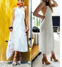 98991fc8 Zara Lace Sleeveless Women's Halter Neck Dresses | eBay