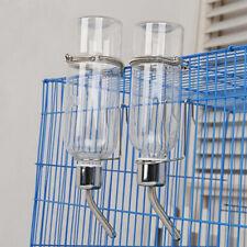 Small Pet Rabbit Guinea Pig Hamster Water Fountain Drinking Bowl Bottle Feeder
