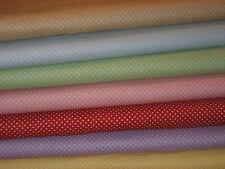50 cm Makower Patchworkstoff SPOT, Tupfen, Pünktchen, Dots in 8 versch. Farben