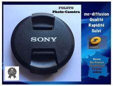 55 mm Bouchon, Cache Objectif, Couvre Objectif 55mm Pour Sony