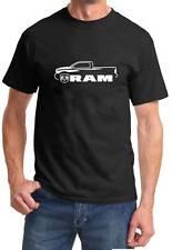 2010-15 Dodge Ram Pickup Truck Classic Design Tshirt NEW FREE SHIPPING