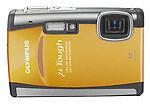 Olympus Stylus Tough 6000 / µ (mju) Tough 6000 10.0MP Digital Camera - Blue