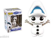 La Reine des neiges POP! Disney Vinyl figurine Upside Down Olaf 10 cm Funko 122