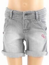 O'Neill shorts de marche short jeans pantacourt gris poche 5 zipfly brodé