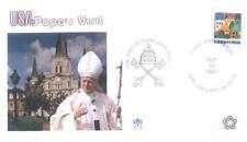 USA 1987 Jan Paweł II papież John Paul pope papa papst (87/14)