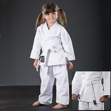 KARATEGI BAMBINO KIDS STUDENT SUIT TOP MARTIAL ARTS MIXED MMA JUJITSU JUJUTSU GI