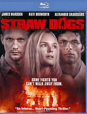 Straw Dogs (Blu-ray Disc, 2011) Brand New (043396389342)