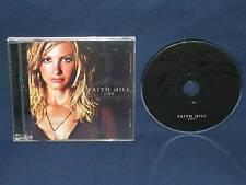 Cry [ECD] by Faith Hill (CD, Oct-2002, Warner Bros.)