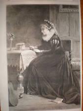 Antiguo tesoros H B Roberts impresión 1870