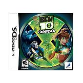Nintendo DS Ben 10 Omniverse New