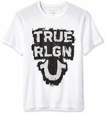 True Religion Men's Short Sleeve TR Tee