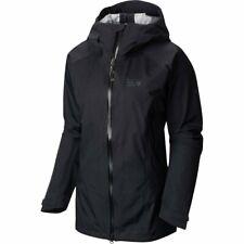 "$350 New Womens Mountain Hardwear ""Torsun"" Dry.Q Elite Waterproof Rain Jacket"