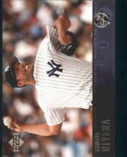 2004 Upper Deck New York Yankees Baseball Card #407 Mariano Rivera