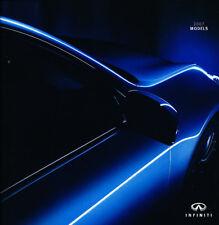 2007 Infiniti 32-page Sales Brochure Catalog G35 M45 M35 QX56 FX35 FX45