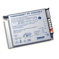 OSRAM PTi EVG Vorschaltgerät CDM HCI HQI HID Powertronic Einbau 20 35 70 100 150