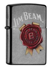 Zippo Feuerzeug Jim Beam Grey Dusk - pers. Gravur möglich 60000874