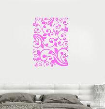 Vinyl Wall Decal Beautiful Pattern Room Decoration Bedroom Sticker Mural (071ig)