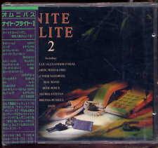 va Nite Flite 2 1989 CD w/obi sos band AV-196 MOOD CD 8