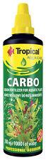 Tropical CARBO, Liquido Fertilizzante Carbonio per una sana acquario acquario piante