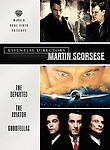Essential Directors - Martin Scorsese (The Departed / The Aviator / GoodFellas)