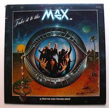 The Max Demian Band RCA LP 1979