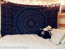 Handmade Boho Tapestry Wall Hanging Mandala Hippi Bedspread Throw Bohemian Cover