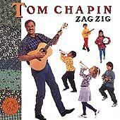 Tom Chapin:  Zag Zig (Cassette, 1994, SONY) NEW