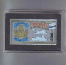 Panini 83 (1983) Football Badge Sticker Fridge Magnet - Various