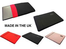 """LENOVO M30-70 13.3"""" Neoprene Laptop Cover Case Protective Sleeve Skin Black UK"""
