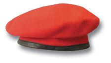1 NEW Royal Polizia Militare Polizia Militare Issue Berretto, Lana (rosso) [19002]