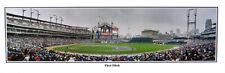 Detroit Tigers Comerica Park Inaugural Game Panoramic Poster 2079