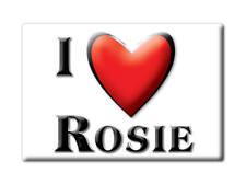SOUVENIR USA - ARKANSAS FRIDGE MAGNET I LOVE ROSIE (INDEPENDENCE COUNTY)