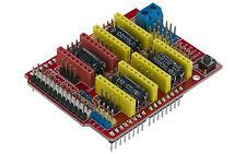 Arduino CNC Shield V3.0 - GRBL v0.9 compatible - Uses Pololu Drivers