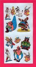 Asterisk Obelix & Friends Puffy Sticker Sheet Old Stock