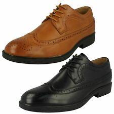 Herren Maverick Formelle Schnürschuhe Schuhe
