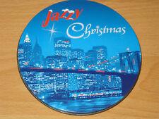 CD IN GESCHENKDOSE - OSCAR DEL BARBA JAZZY CHRISTMAS  SANTA CLAUS IS COMING TOWN