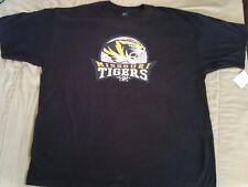 Missouri Tigers Black J America T-Shirt