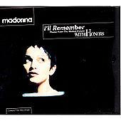 I'll Remember [Maxi Single] by Madonna (CD, Apr-1994, Maverick)