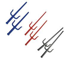Proforce Plastic Training Sai Martial Arts Ninja Sais - Pair