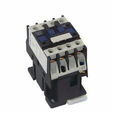 CHINT LC1D CJX2 1210 AC CONTACTOR  3 POLE+1NO 12A COIL 24V 110V 220V 380V