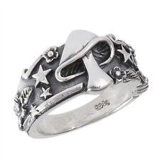 Heavy Sterling Silver Fantasy MUSHROOM Ring
