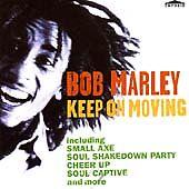 Bob Marley - Keep On Moving - (1997) CD Album