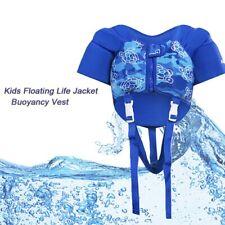 Baby Kid Infant Swimming Life Jacket Child Vest Toddler Float Buoyancy Safety
